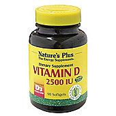 Vitamin D3 2500Iu