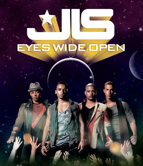 Jls - Eyes Wide Open (DVD)