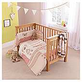 Clair de Lune Little Bear 2pc CotBed set