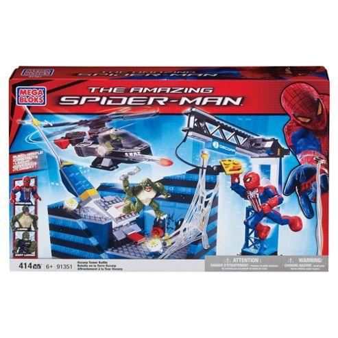 The Amazing Spider-Man Oscorp Tower Battle