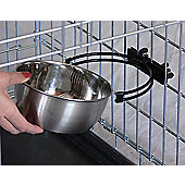 Midwest Crate Clip Dog Bowl - 11-50lbs