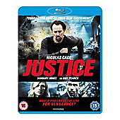 Justice - Blu-Ray