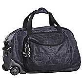 Okiedog Bliss Voyager Baby Changing Bag, Black