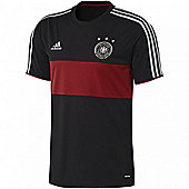 2014-15 Germany Adidas Away Replica Tee - Black