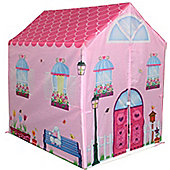 Pink, Parisian Style Play Tent