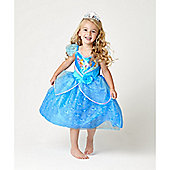 Disney Princess Cinderella Dress Up (age 5-6 years)