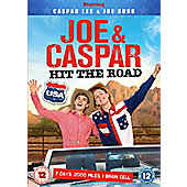 Joe & Caspar Hit The Road USA - Limited signed edition DVD