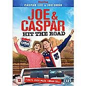 Joe & Caspar Hit The Road USA - Limited signed edition DVD