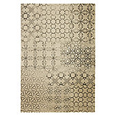 Esprit Hamptons Beige Contemporary Rug - 80 cm x 150 cm (2 ft 7 in x 4 ft 11 in)