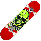 Madd Gear Jive Series Branded Red Complete Skateboard
