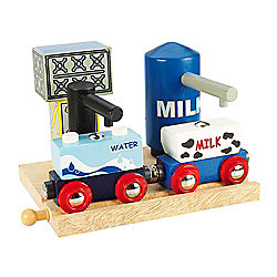 Bigjigs Rail Milk and Water Depot