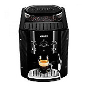 Krups EA8108 1450W Bean To Cup Coffee Machine in Black