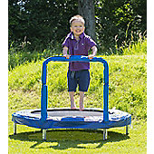 Bazoongi Mini Bouncer Blue