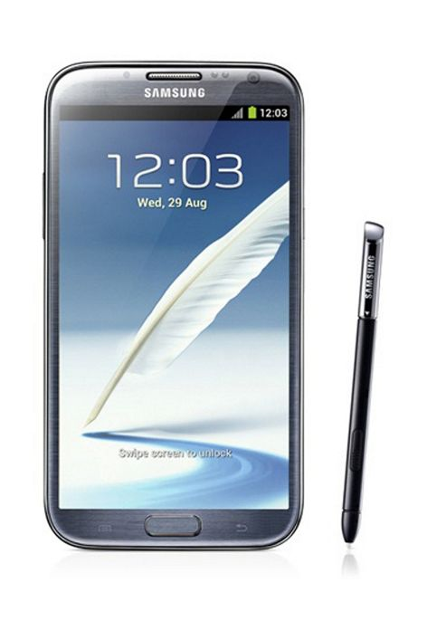 Samsung Galaxy Note II GT-N7100 - Grey