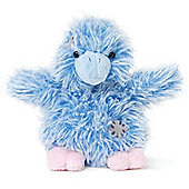 """My Blue Nose Friends 4"""" Plush Avery the Chick"""
