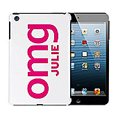 Personalised OMG Slogan iPad Mini Case