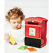 ELC Wooden Post Box