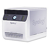 Synology DiskStation DS413j (0TB) 4-Bay NAS Enclosure