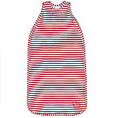 Bambino Merino Baby Sleeping Bag - Ruby