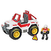 Tonka Town Air Rescue 4x4