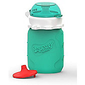 Squeasy Snacker Reusable Food Pouch 3.5oz