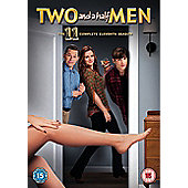 Two and a Half Men Seasons 1-11 (DVD Boxset)
