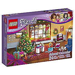 LEGO Friends Advent Calendar 41131