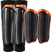 Uhlsport Carbon Flex Shin Guard - Black