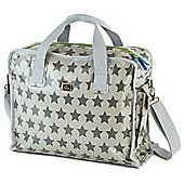 Caboodle Fun & Funky Changing Bag (Grey Stars)