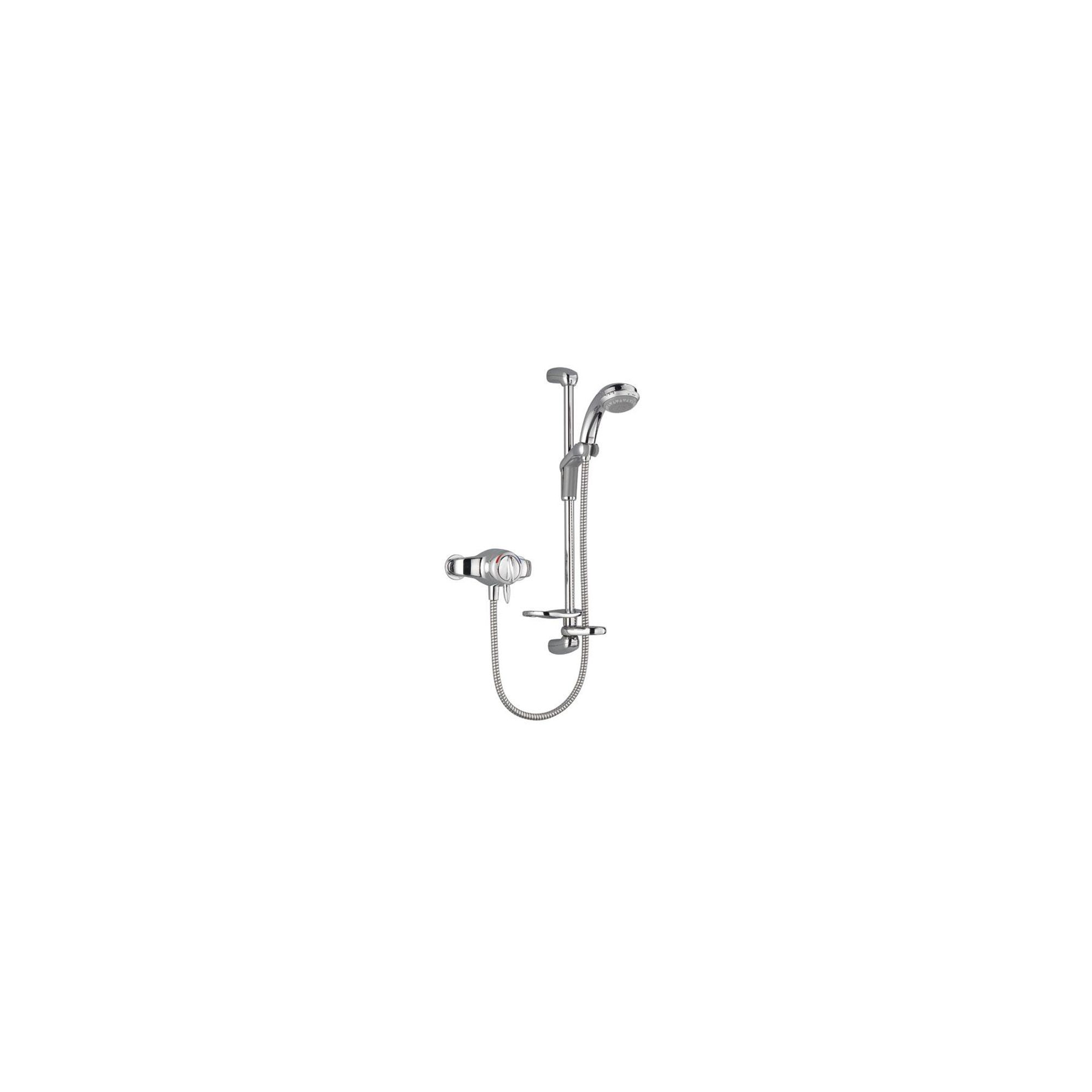 Mira Gem 88 EV Mixer Shower with Kit Chrome at Tesco Direct