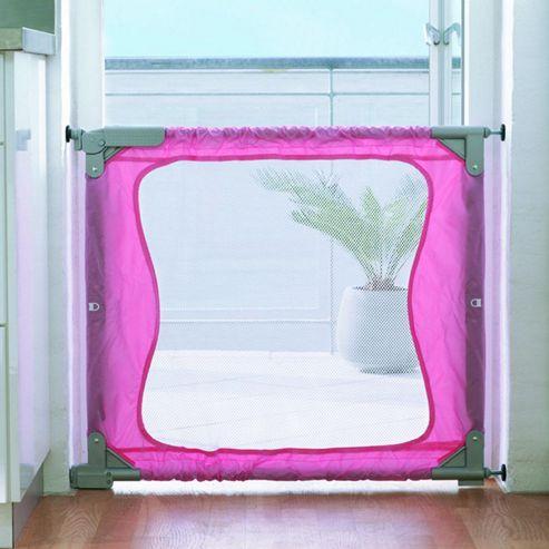 BabyDan Gate to Go Pink