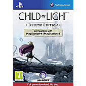 Child Of Light Deluxe (PS4)