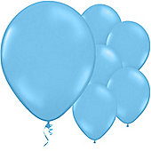 Sky Blue Balloons - 11' Premium Latex Balloon (10pk)