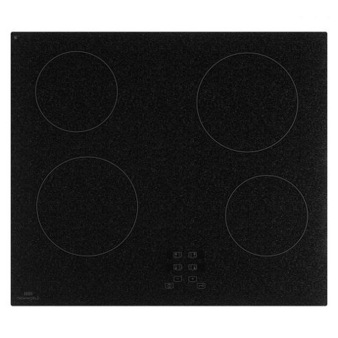 NWTC601GNT Frameless 60cm Built in Ceramic Hob with Touch Controls