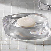 Gedy Twist Soap Dish - Silver