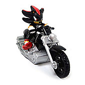 Sonic All-Stars Pullback Racer - Shadow - Figures