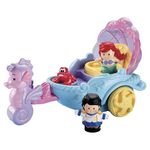 Fisher Price Little People Disney Princess Aerials Coach