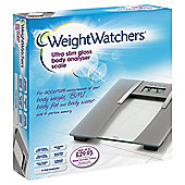 Weight Watchers glass analyser scale 8933U