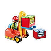 Playmobil 123 Forklift