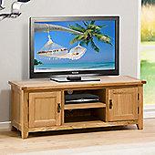 Stirling Oak 1.3m TV Unit