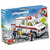 Playmobil 5952 Rescue Ambulance