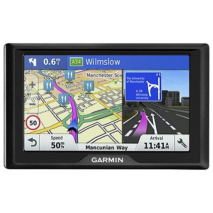 Find your way easier with a Garmin Drive Sat Nav