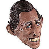 Rubie's Adult Prince Charles Mask - Royal Family - Fancy Dress