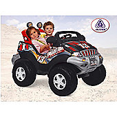 Injusa Dark Fire Giant 2-Seater Jeep Battery Operated Ride-On