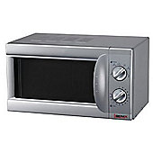 Igenix P70B17L-D7 17 Litre Manual Microwave in Silver