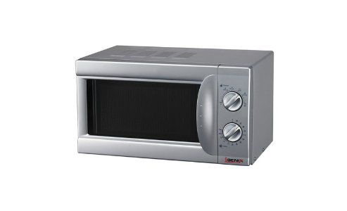 Igenix P70B17L-D7 17 Litre Manual Microwave in Silver
