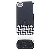 Night and Day iPhone 4 case Dog Tooth/Glitter