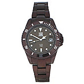 Light Time Aluminium Unisex Date Display Watch - L125H