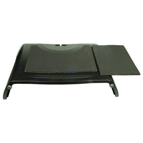 Maplin Laptop Desk - Black