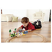 Thomas & Friends Wooden Railway Deluxe Railroad Crossing
